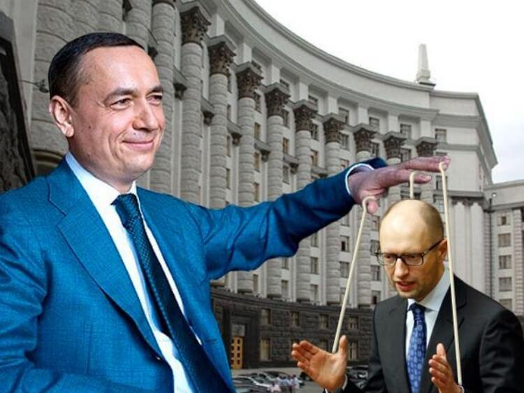 Соратник Яценюка, Мартиненко відмиває гроші через коханку подільника - громадянку Канади - джерело