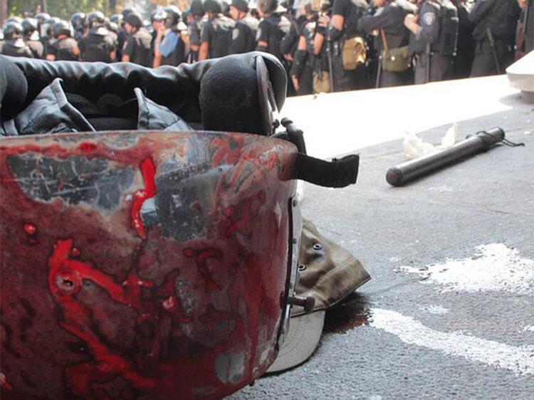 Аваков проти Тягнибока – обопільні звинувачення не повернуть до життя нацгвардій ця з Херсону