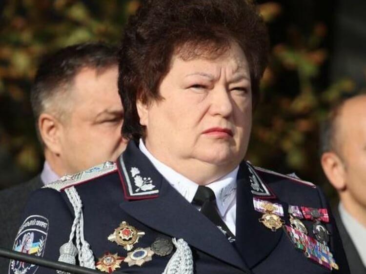 Чиновниця-координатор Херсонського антимайдану приймала присягу у нової поліції