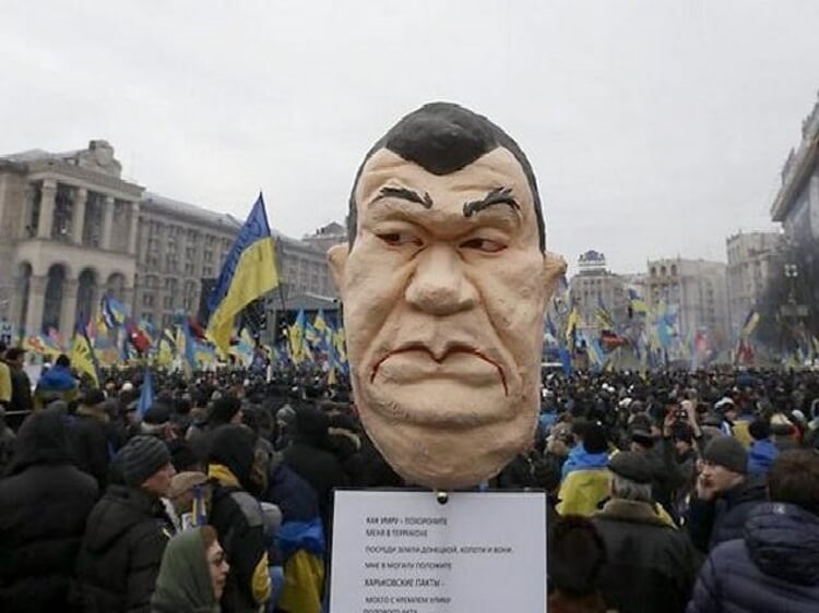 В усьому винний Янукович. А де були інші, коли розстрілювали Майдан?… - питання до висновків Генпрокуратури