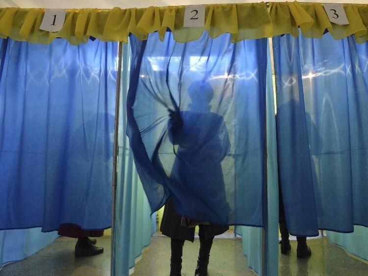 Не пішли на вибори – 2 тур місцевого волевиявлення