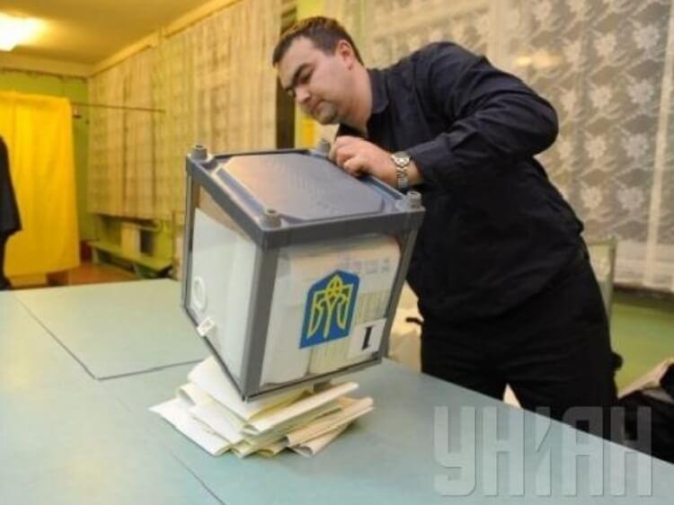 У Дніпропетровську викинули з виборів «Відродження»