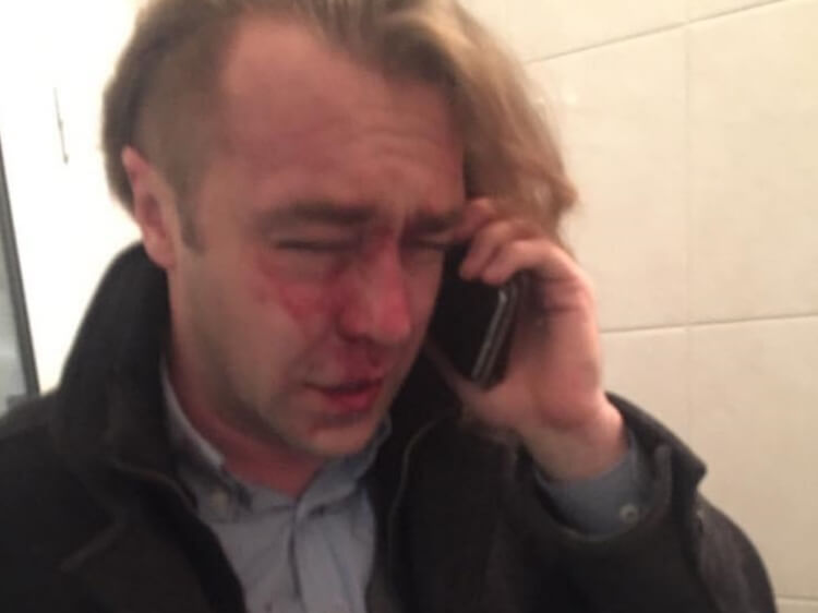 Депутата Свободи Ігоря Мірошниченко побив коханець дружини