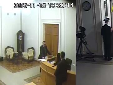 Пани чубляться. У мережі опублікували відео сутички нардепів Олександри Кужель і Андрія Тетерука