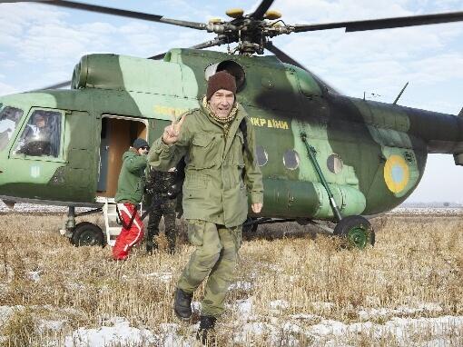 Інтерв'ю з актором Олексієм Горбуновим –проукраїнський актор обурений, де хоча б один посаджений за грати член Партії регіонів?