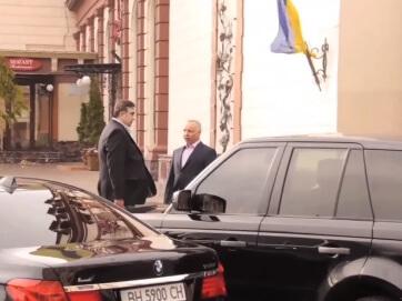 Саакашвілі - корпціонер із проросійськими зв'язками?