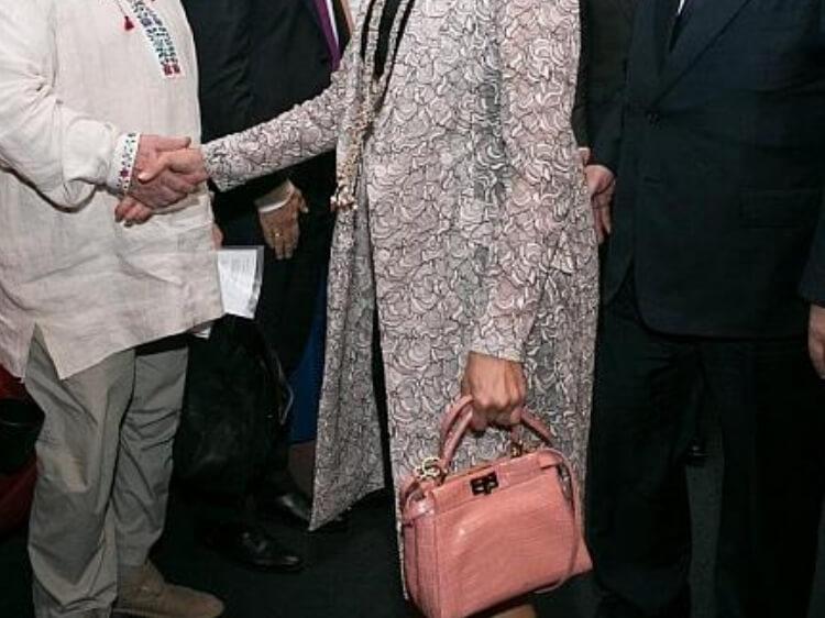 Перша леді та її сумка – у Марини Порошенко аксесуар коштує півмільйона гривень