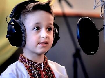 Гімн Дітей України. Маленькі патріоти записали потужну та світлу версію українського гімна.
