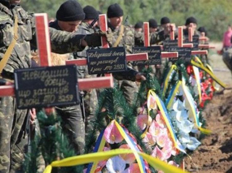Хто ще не вірить у реальність війни? На сході України вже загинули близько 7 тисяч людей