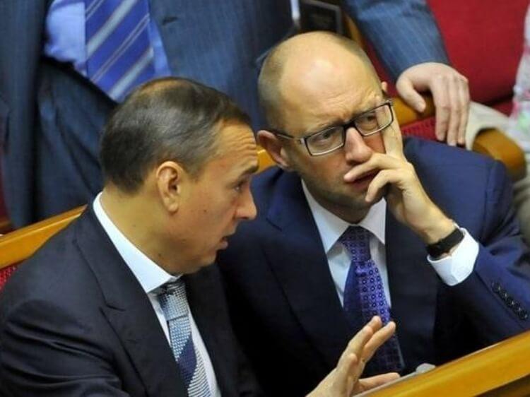 Корупція по-крупному. Друг і соратник Яценюка Микола Мартиненко обіцяє скласти мандат через звинувачення