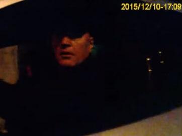 Пішов ти на... Екс-мер Ужгорода Сергій Ратушняк обматюкав поліцейських за зауваження про неправильну парковку. Колишній нардеп і досі почуває себе царем. (ненормативна лексика)