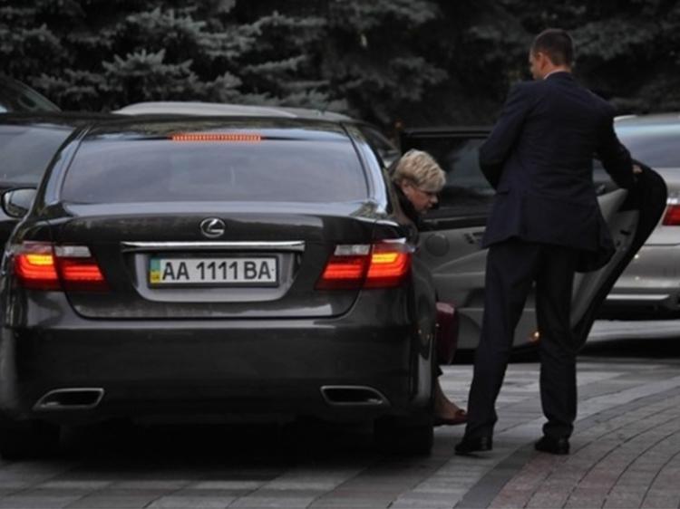 Автопрак Гонтаревої журналісти оцінили в 14 млн грн