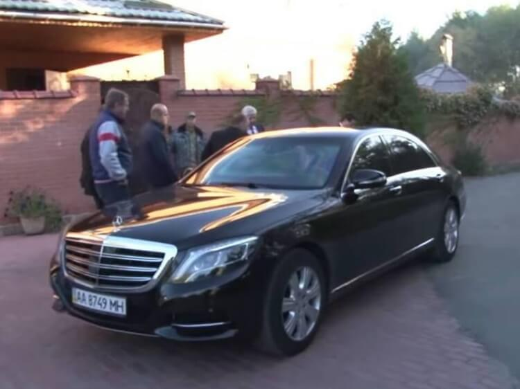 Прокурорська машина – у Шокіна знайшли авто за 19 млн грн